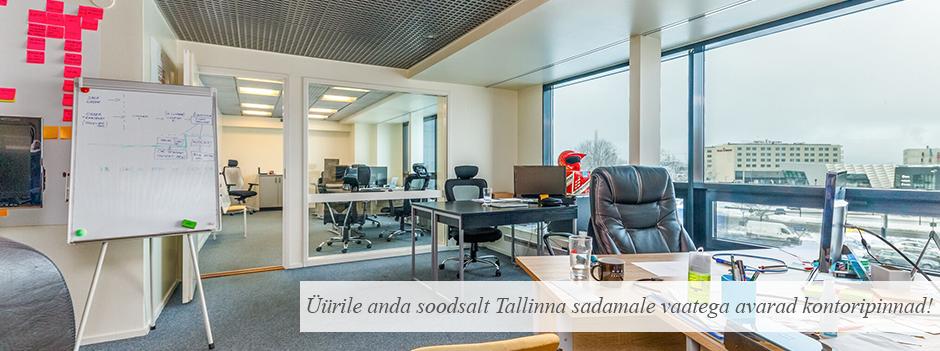 Ahtri 8 IV büroopind (Kuldar Vallandi), Nord Property kinnisvarabüroo