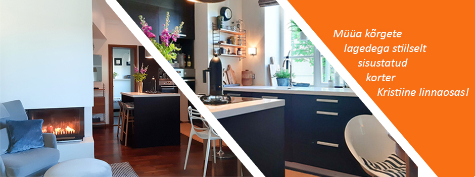 Lille 16, Marju Mölder, Nord Property kinnisvarabüroo