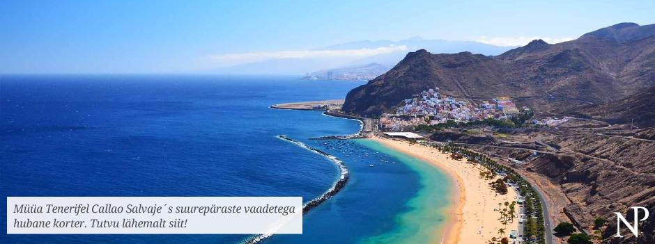 Tenerife - Velda Veia- EST