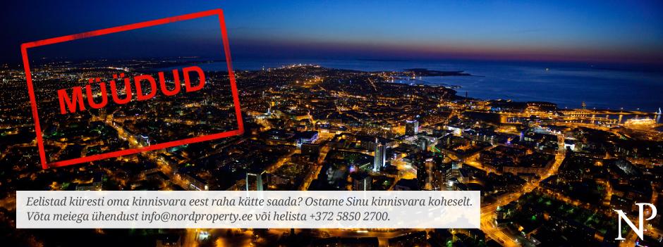 Nord property kinnisvara kokkuost- EST