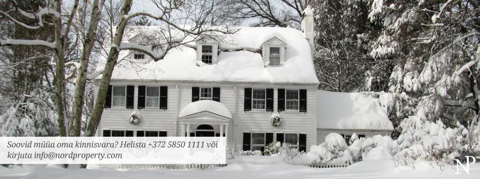 Soovid müüa oma kinnisvara ? EST