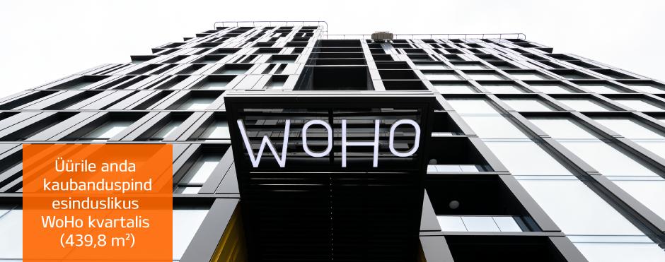 Nord Property WoHo Mustamäe tee 3, EKE Invest